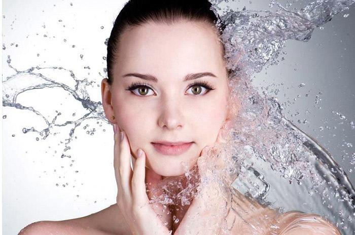 skin-water